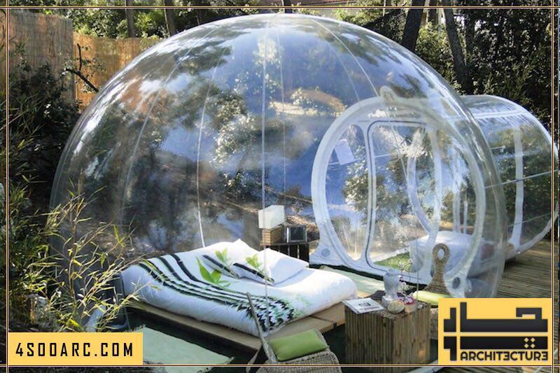 معماری حبابی