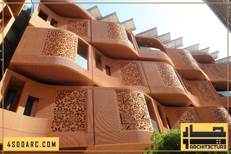 معماری زیست محیطی