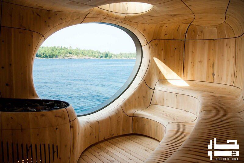 معماری چوبی