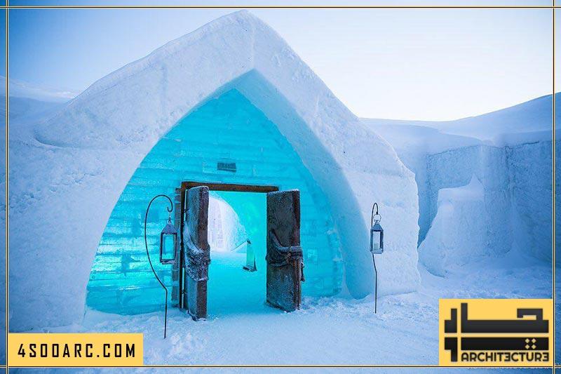معماری یخی