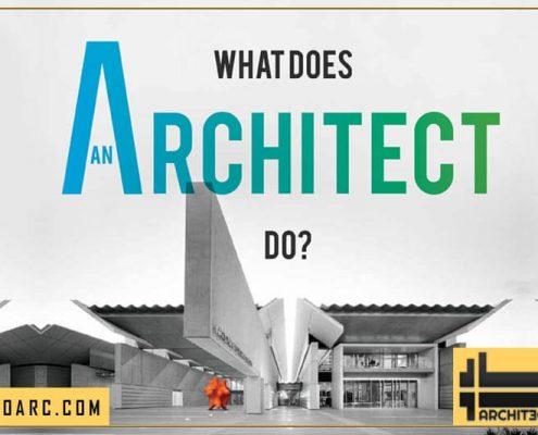 انواع دغدغه های کار مهندس معمار چیست؟