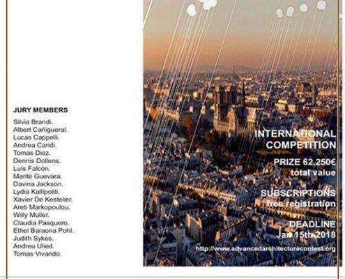 مسابقه معماری شهرهای پاسخده