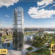 پروژه طراحی برج بلند مجارستان