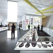 پروژه طراحی فروشگاه موزه دنور