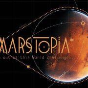 مسابقه طراحی مارس توپیا