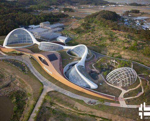 پروژه موسسه ملی اکوریوم
